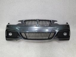 Бампер передний комплектный BMW 2 F22 (M-пакет)