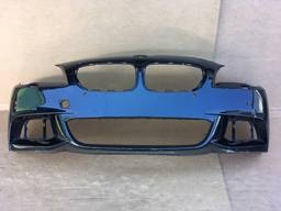 Бампер передний комплектный BMW 5 F10, F11 LIFT M-пакет
