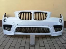 Бампер передний комплектный BMW X1 E84, М-пакет