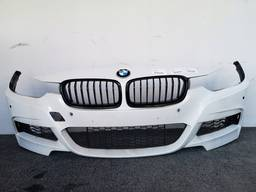 Бампер передний комплектный (цвет A300) BMW 3 F30, F31 335i