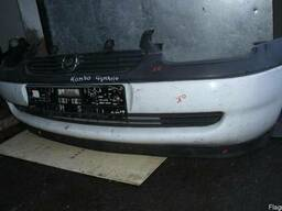 Бампер передний Opel Combo B (1994г-2001г).