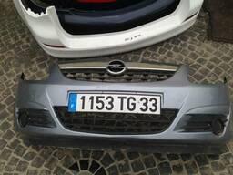 Бампер передний Opel Corsa D 93189721 6400629