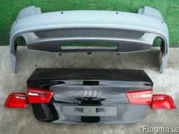 Бампер передний задний ауди ауді AUDI A6