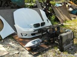Бампер передний задний БМВ BMW SERIA 1 E81 E82 E87 E88 F20