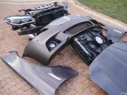 Бампер передний задний БМВ BMW SERIA 5 E39 E60 E61 F10 F11