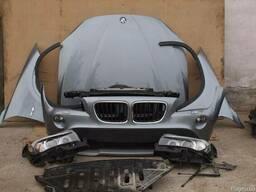 Бампер передний задний БМВ BMW X1 E84