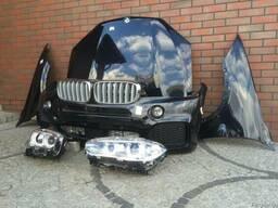 Бампер передний задний БМВ BMW X5 E53 E70 F15