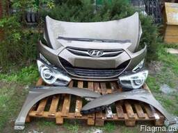 Бампер передний задний Хюндай Hyundai I  г.