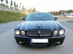 Бампер: передний, задний Jaguar XJ X358 (Ягуар XJ x358)