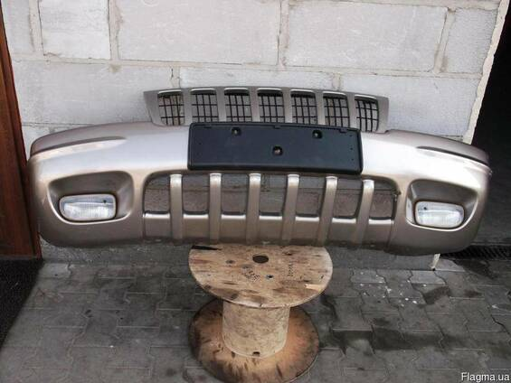 Бампер передний задний Jeep Grand Cherokee WJ (1999-2004)