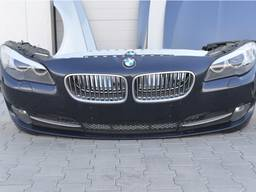 Бампер передний задний на BMW F10, б/у запчасти