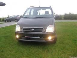 Бампер: передний, задний Suzuki Wagon R (Сузуки Вагон Р )