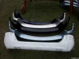 Бампер задний на Ford Fusion 02-12