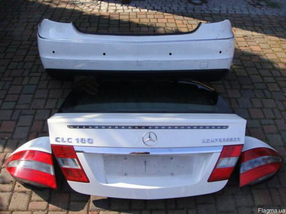 Бампер задний Крышка багажника Фонари Mercedes W203 2001-200