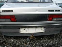 Бампер задний Peugeot 405 1987-1992 седан