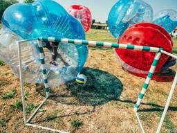 Бампербол в Крыму