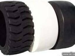 Бандажные колеса для погручзиков