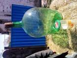 Банка- бутыль стекло 20л - фото 5