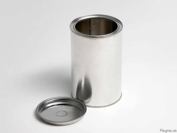 Банка № 6 металлическая 1 литр