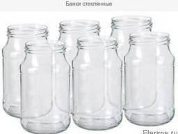 Банка Стекло новая 1 л и другие