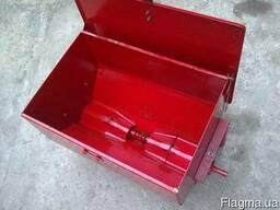 Банка туковая-Ящик метал\пластик,