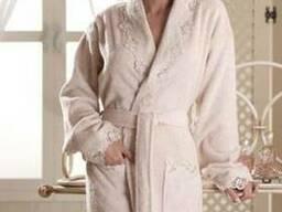 Банный халат Acelya Rose