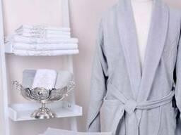 Банный халат Yeni Arma Grey мужской