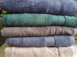 Банные полотенца микрокоттон Турция