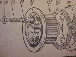 Барабан ведущий 75.38.108 трактора Т-74