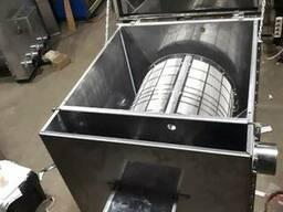 Барабанный фильтр 90 м3 для УЗВ/Водоема с Кои/Пруда. Нерж