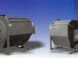 Барабанный скальператор БЗ2О для предварительной очистки зер