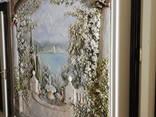 Барельеф/лепка на стене /роспись стен - фото 1