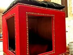 Бархатный дом для кошки или собаки
