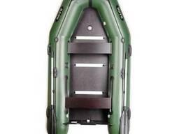 BARK BT-360S надувная лодка моторная килевая шестиместная