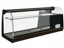 Барная холодильная витрина Carboma ВХСв - 1,5 XL Полюс