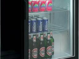 Барные холодильники со стеклянной дверью для кафе, бара