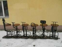 Барные кресла в стиле Лофт