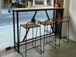 Барные кресла в стиле Лофт - фото 4