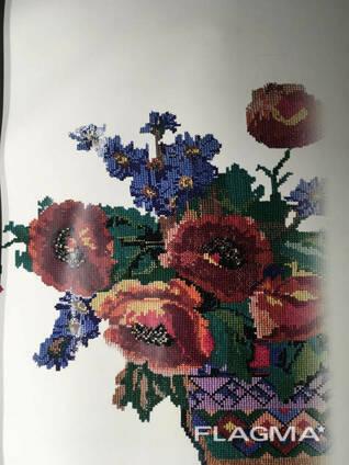 Барвиста вишиванка малюнок постер Dimense print дизайнерский рельефный 90 см х 70 см