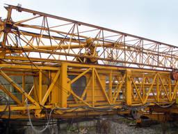Запчасти на башенный кран Liebherr 48 K