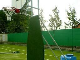 Баскетбольна мобільна стійка