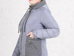 Батальная Куртка женская демисезонная (52-60р), доставка. ..