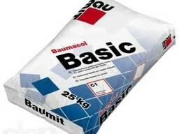 Баумакол Бейсик (25 кг) - Клей для плитки