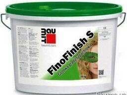 Baumit FinoFinish - готовая финишная шпатлевка, белая