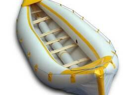 Байдарка двухместная надувная быстроходная
