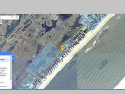 База отдыха на морском побережье пгт Затока