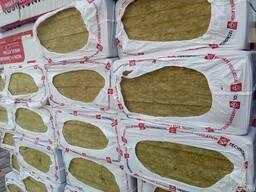 Базальтовая каменная минвата утеплитель фасад 100 мм.