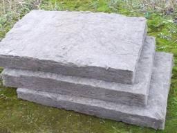. Плита базальтовая мягкая ДСТУ БВ. 2. 7-97-2000 (ГОСТ 9573-96)