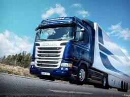 Базовый комплект гидравлики на тягач Scania