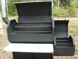 BBQ - гриль (барбекю) - фото 2